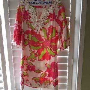 Lilly Pulitzer Dresses - Lilly Pulitzer 3/4 sleeve dress